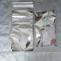 0.06mm PET / VMCPP Self Adhesive Plastic Bags With Permanent Tape For Courier Manufactures