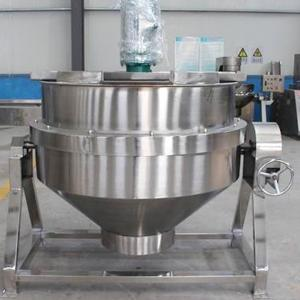 3000L Self Agitation Top Shearing Ss Mixing Tank 2900RPM Rotation Speed Manufactures