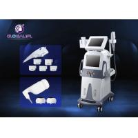 Beauty Salon 200W Hifu Machine Wrinkle Removal Slimming Machine Air Cooling Manufactures