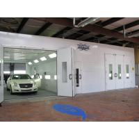 Economic Auto Spray Booths/Auto Painting Oven HX-500 Manufactures