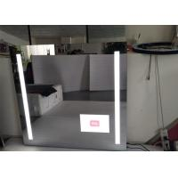 China Hotel Use Mirror LED TV Wide View Angle 400cd / M2 Brightness Easy Installation on sale