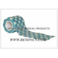 Cohesive Bandage Cartoon Soft Flexible Custom Printed Bandages / Dog Leg Bandage Manufactures