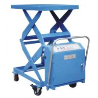 Hydraulic Custom Lift Vehicle , Cargo Lift Table 5.5 Kw 1.75m Lifting Height Manufactures