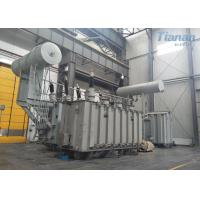 Earthing Oil Immersed Power Transformer 220kv 240mva Compact Structure Manufactures