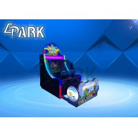 Water Shooting Video Game Machine Hardware Plastic And Wood Material Manufactures