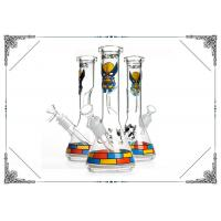 Wol Verine Glass Beaker Bong Smoking Water Pipe Heady Glass Bongs Hookah Pipes Manufactures