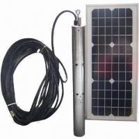 Solar Water Pumping System with Good Green Solution Manufactures