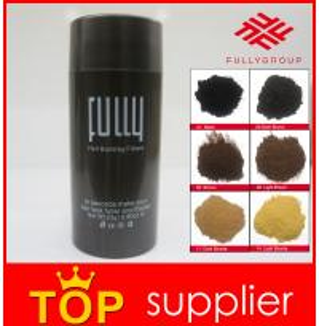 Anti Hair Loss Product 2017 Natural Hair Care Keratin Fully Hair Fiber Manufactures