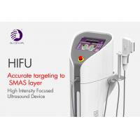 3.2Mhz Frequency HIFU Machine For Skin Rejuvenation Facial Treatment 45 * 31.5 * 39.5cm Manufactures