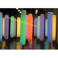 infaltable light, inflatable cloumn , led inflatable balloon , inflatable pilars , light stick , LED Inflatable Cone Manufactures