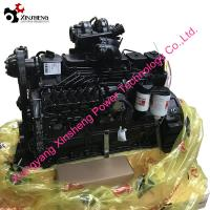 6BTAA5.9-C205 turbocharged diesel engine for construction machine,water pump,sand pump Manufactures