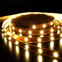 12 volt waterproof led strip light , outdoor led tape lighting with 10mm FPC Manufactures