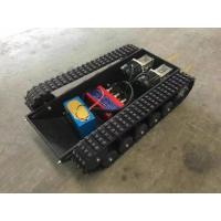 Small Size Rubber Track Undercarriage Dp-ywt-130 With Loading Weight 200kg