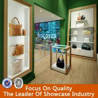 lady hand bag shop display shelves and display stand Manufactures