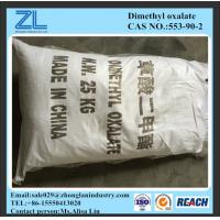 CAS NO.:553-90-2 Dimethyl oxalate - Manufacturers, Suppliers & Exporters Manufactures