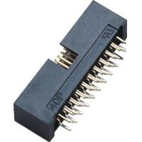 1.27*2.54mm Box Header Connector PA9T  Temperature PCB, Microwave Manufactures