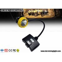 Hard Hats Coal Mining Lights 15000lux LED Mining Cap Lamp Ultra Bright Manufactures