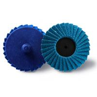 Fine Grit  Mini Flap Disc  Zirconia  50mm100mm Multi Size Available 8mm Thick Manufactures