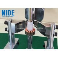 Buy cheap Small flyer motor winding machine / BLDC exteral armature and stator coil winder from wholesalers