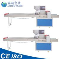 High Accuracy Pillow Packing Machine 30-220 Bags/min With PLC Control System Manufactures