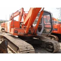 Used Japan Hitachi EX200 Crawler Hydraulic Excavator 0.8 Cbm Bucket Capacity Manufactures