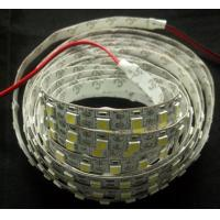 Quality 72leds/m flexble led strip light white color non-waterproof for sale