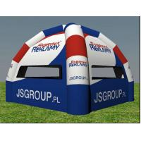 Colorful 0.45mm PVC Tarpaulin Inflatable Party Tent In Spider Legs For Sport Manufactures