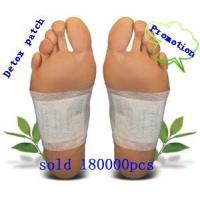 japanese detox foot patch Manufactures