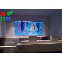 Quality Single Sided Fabric LED Display Box Backlit Lighting For Retail Store Wall for sale