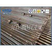 Alloy Steel Pin Type Water Wall Panels , Water Wall Tubes In Boiler For Reduce Heat Loss Manufactures