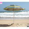 Buy cheap SNAIL 6ft Folded Sun Beach Umbrella with Tilt Portable Silver Coating Inside UV from wholesalers