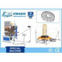 Wire Spiral Fan Guard / Mesh Automatic Welding Machine 12 Months Warranty Manufactures