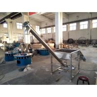 304  Stainless steel  Silica powder transporting micro screw powder transport conveyor Manufactures