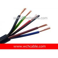 Quality Manufacture Machines PUR Cable UL AWM Style 20978, Rated 80C 300V RAL7035 for sale