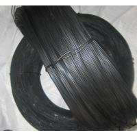 Hard Drawn Black Annealed Iron Wire / Annealed Binding Wire 0.265 ~ 1.8mm Manufactures