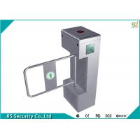 Portable RFID Secured Retractable Barrier Gate Automatic Swing Turnstiles Manufactures