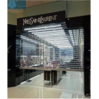 12mm Bar Polycarbonate Clear Roller Shutters For Store Manufactures