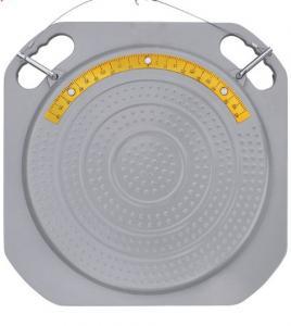 Turntables Automotive Wheel Alignment Equipment Aligner Turnplates Wheel Clamp Manufactures