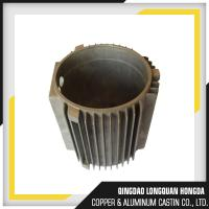 Customized High Pressure Aluminum Die Casting Parts For Auto Spare Parts Manufactures