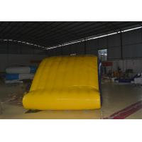 Quality PVC Inflatable Water Seesaw For Family , School 3.6 * 3.6 * 2m for sale