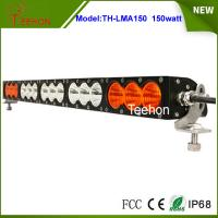 27.2 inch 150W CREE LED light bar single row in optional spot/flood/combo beam type Manufactures