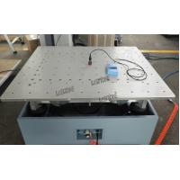 Quality Low Cost Vibration Test Machine Mechanical Shaker Table, Laboratory Equipment for sale