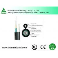 Moisture-proof GYXTC8S OM1 18 Cores Steel Wire Self-support Fiber Optic cable Manufactures