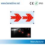 Portable LED Arrow Board Directional Light Bar , Tab03X Flashing Arrow Boards