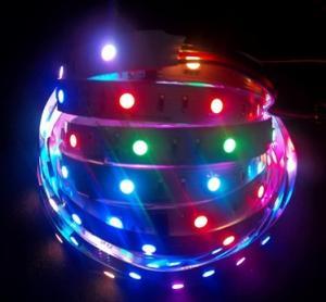 Quality 5V High bright LPD8806 magic color digital led strip light 32led/m for sale