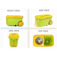 KXY-FTX 360 spin mop with wheels,360 Spin Mop,Deluxe 360 Spin Mop,360 Spin Mop With Folding Bucket Factory Manufactures