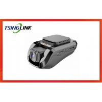 3G HD GPS Tracking Dash Cam 1080p Video Recording With SD Card Storage Manufactures