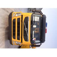 Volvo Chassis 2 Persons Diesel Fuel Road Wrecker Truck , 25% Max. Grade Ability Manufactures