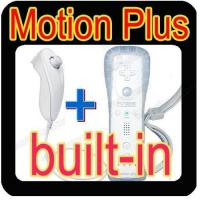 For Wii remote and Nunchuck controller with Built-in Motion plus Manufactures