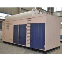 Quality Professional Integrated Natural Gas Compressor CNG Gas Stations With Motor for sale